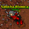 Salsicha Atomica