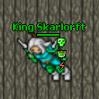 King Skarlorft.